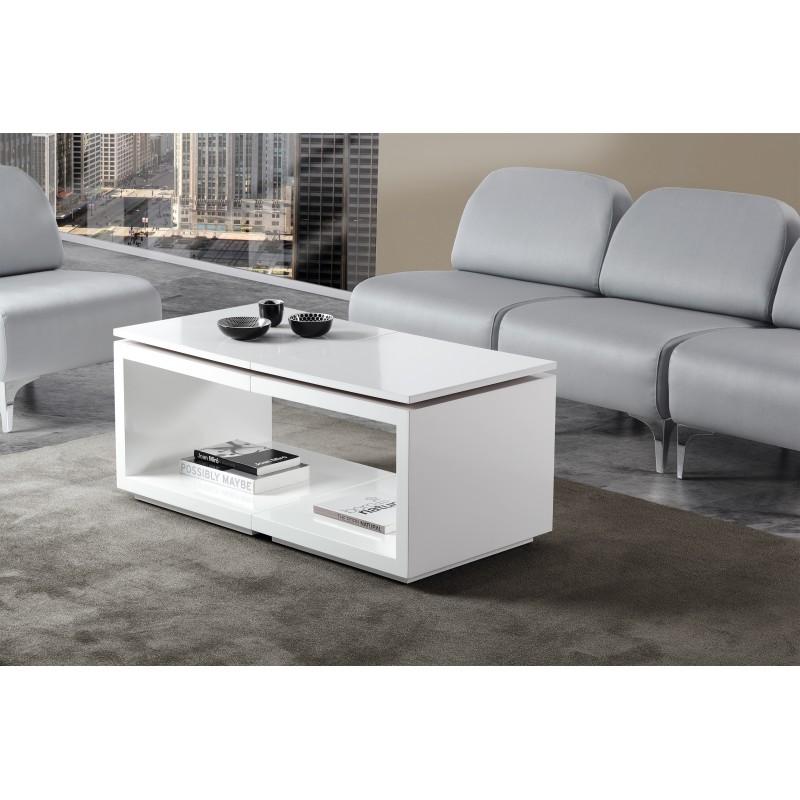 Mesa de centro elevable y extraible minimalista color - Mesas de centro minimalistas ...