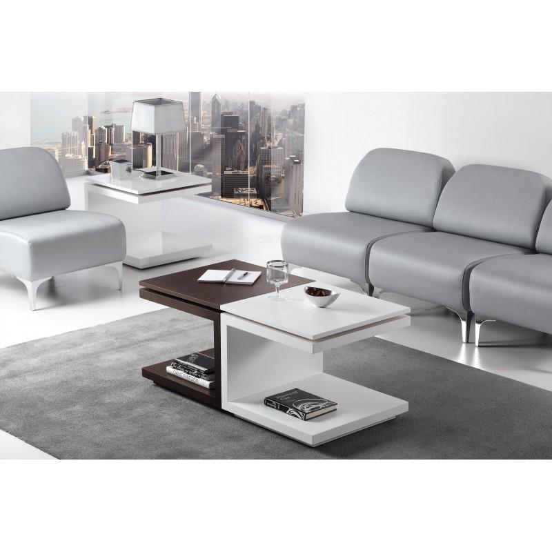 Mesa de centro elevable y extraible minimalista color - Mesas de rincon ...