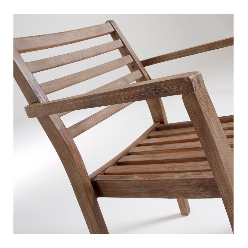 Muebles jardin madera acacia 20170807103917 - Banco plegable carrefour ...