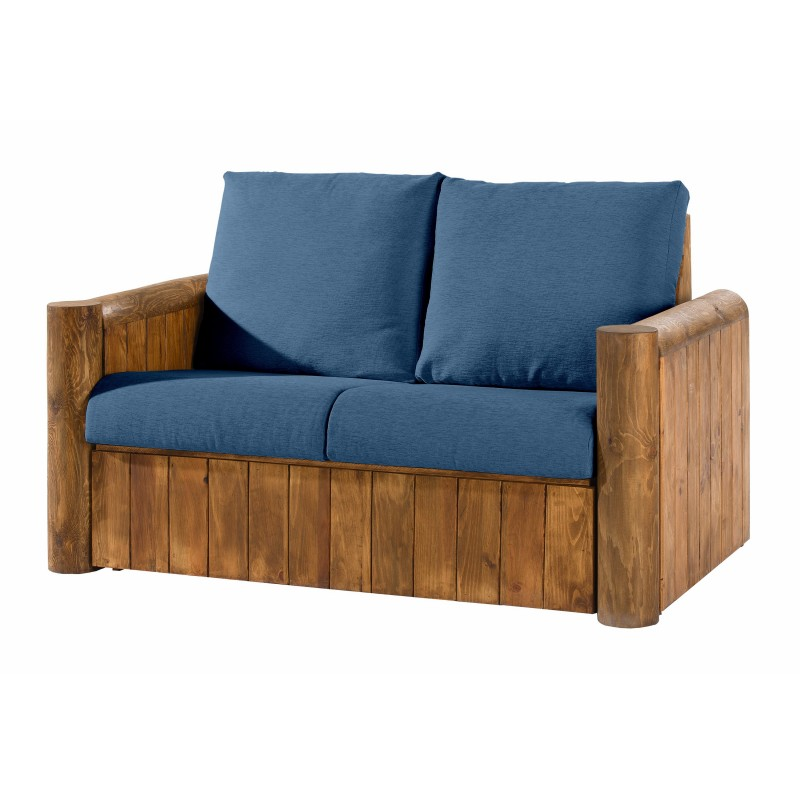 Pack oferta sof s r sticos 3 2 plazas muambi for Sofa 2 plazas bony