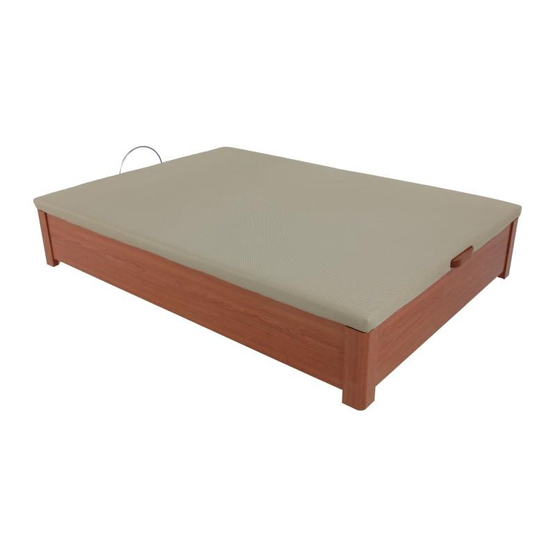 Canap abatible madera universal color cerezo muambi for Canape abatible