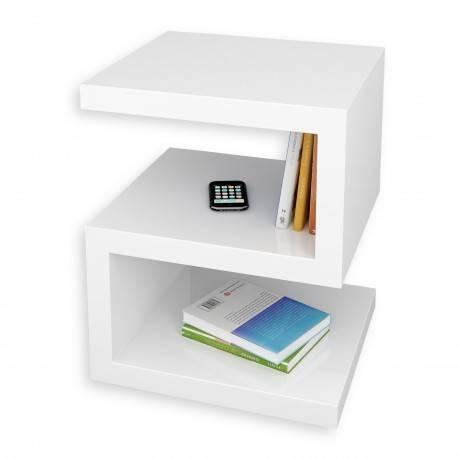 Mesa auxiliar minimalista, color: a la carta