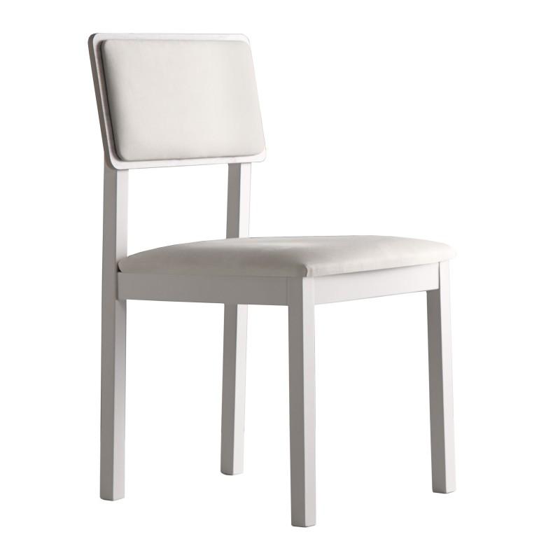 Pack oferta mesa de comedor extensible 4 sillas for Tapizados de sillas modernas